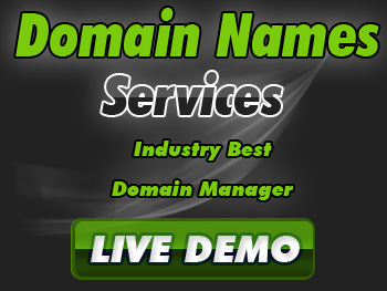 Popularly priced domain registration service providers
